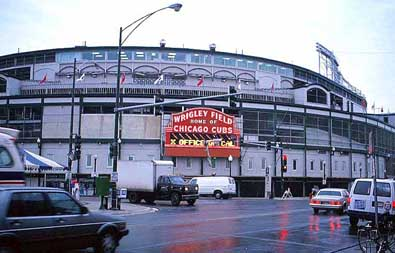 The Wrigley Field of Chicago